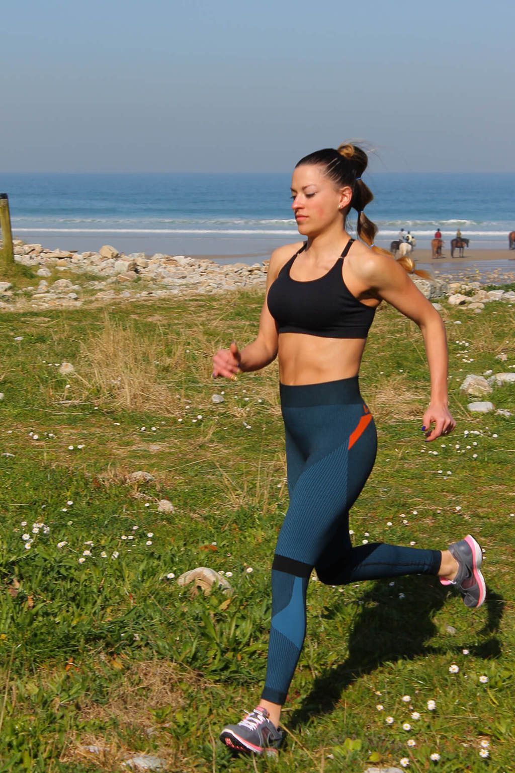 mallas running mujer