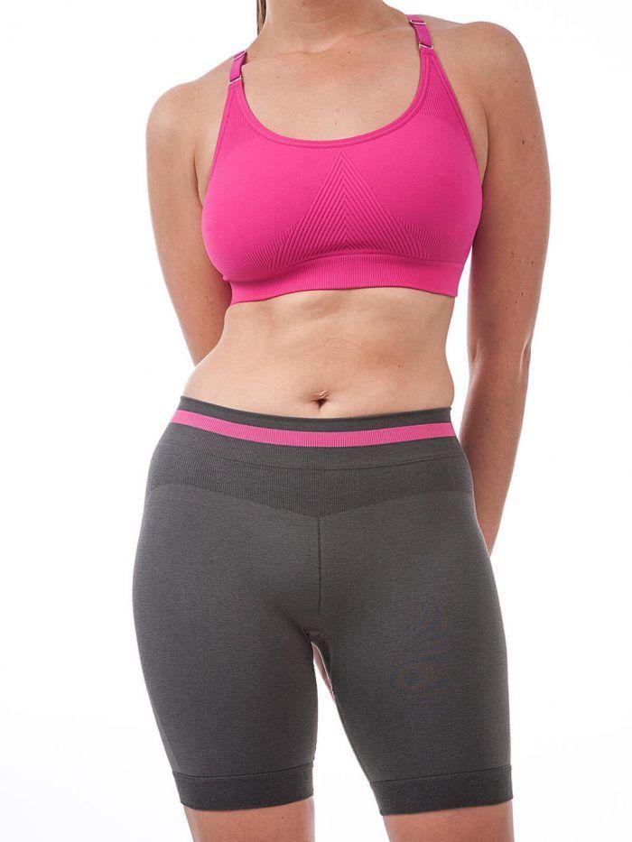 pantalon corto deporte mujer