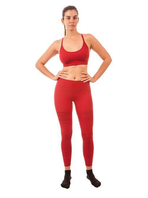 pantalones fitness mujer